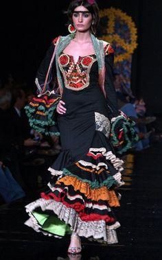 gitana flamenco