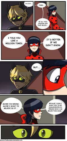 Miraculous LadyBug Comics-LB's First Nosebleed pg2 by redEIV on DeviantArt