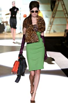 Dsquared2 Fall 2012 Ready-to-Wear Fashion Show