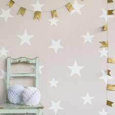 Hibou Home Stars is perfect for a stylish #nursery