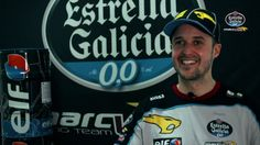 Team Estrella Galicia 0,0 Marc VDS - Thomas Luthi On His MotoGP Debut (VIDEO)