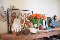 brooklyn apartment of gap's jane herman, featured on refinery29 (photography by dan mccahon)
