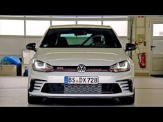 2016 VW Golf GTI Clubsport S - New Record at the Nürburgring Nordschleife. YouCar Car Reviews.