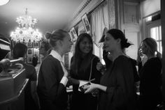 #TamaraMellon March/April 2014 Preview at Harry's Bar, London.  Photo: Jessica Rodgers