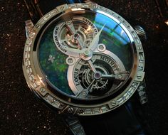 Louis Moinet - Live Shots From JCK 2013 | Editorial | Watch You Go