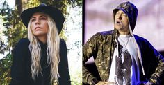 """Eminem has reunited with frequent collaborator Skylar Grey for the Bonnie and Clyde-inspired """"Kill For You."""""""