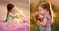 I Capture The Special Bond Between My Daughter And Animals | Bored Panda
