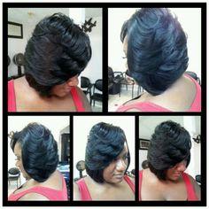 Sew In Bob Hair Salon Pinterest Bob Hairstyles Hair Styles