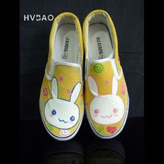 Buy 'HVBAO – 'Little Rabbits' Slip-Ons' at YesStyle.com plus more China items and get Free International Shipping on qualifying orders.