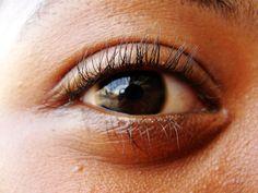 El ojo de mi amiga charina