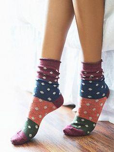 I love this! Spotlight Crew Sock