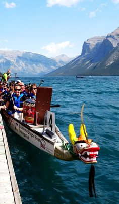 Lake Minnewanka Banff National Park, National Parks, Dragon Boat, Opera House, Racing, Building, Travel, Running, Viajes