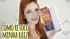 COMO TONALIZAR CABELO RUIVO COM KERATON COBRE por Nathália Fontes - YouTube
