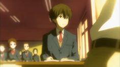イメージ4 - 氷菓 18話 奉太郎が「気になった」ワケの画像 - うっかりトーちゃんのま~ったり日記 - Yahoo!ブログ