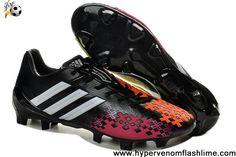 Wholesale Discount Black/Silver/Infrared Adidas Predator LZ TRX FG SL Boots Boots Shop