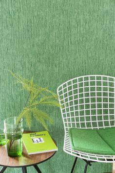 Sashiko Emerald wallpaper | Designers Guild