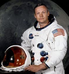 (FILE PHOTO) Astronaut Neil A. Armstrong poses for a portrait July Armstrong was the Commander of Apollo 11 Lunar Landing Mission. The anniversary of the Apollo 11 Moon landing mission is celebrated July (Photo by NASA/Newsmakers) Neil Armstrong, Boy Scouts, Team Building, Apolo Xi, Programa Apollo, Naval Aviator, Apollo 11 Mission, Nasa Photos, Photo Print