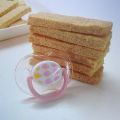 Lorlu Bebek Bisküvisi - Ricotta Baby Biscuits