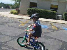 Creative Ideas for Cub Scout Den Leaders: Bike Rodeo