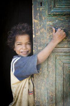 Photograph Village Girl by Samy Osama on 500px