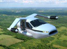 Terrafugia TF-X Personal Flying Car