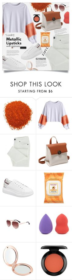 """Zaful III/52"" by lillili25 ❤ liked on Polyvore featuring Burt's Bees, Forever 21, J.Crew and John Lewis"