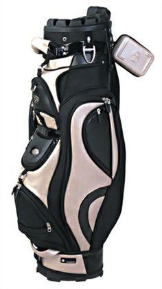 2014 Grey Quiet Organizer Cart Bag By Bennington Golf Buy
