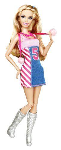 Mattel X2276 - Barbie Fashionistas Varsity Summer, Puppe Mattel http://www.amazon.de/dp/B006OGARSO/ref=cm_sw_r_pi_dp_.kDUwb1QTZE63