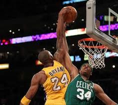 Kobe Bryant and Paul Pierce I've faced many, many gifted players throughout my career, but in my opinion, Kobe is one of the toughest to guard: How To Play Dominoes, Small Forward, Tracy Mcgrady, Shooting Guard, Vintage Sportswear, Types Of Guys, Five Guys, The Other Guys, Left And Right Handed
