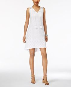 43.99$  Watch here - http://vimwk.justgood.pw/vig/item.php?t=5139al7252 - Lace Shift Dress, Only at Macy's