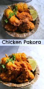Crispy , Spicy and crunchy Chicken Pakoras to serve for any occasion. The key to get the crispiest chicken pakora is the way you make the batter. Halal Recipes, Indian Food Recipes, Asian Recipes, Cooking Recipes, Healthy Recipes, Indian Foods, Dutch Recipes, Indian Snacks, Tofu Recipes