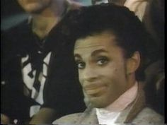 MTV First Video Interview... What a Ham! His Tracy was showing already!!!