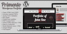 See More Primento Wordpress PortfolioWe provide you all shopping site and all informations in our go to store link. You will see low prices on