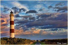 The Lighthouse by Tina Lear, via Flickr