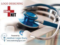 Logo Designing Project Clinic NIT  #clinic #dr # professional #business #creative #logo #guru