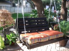Porch Swingcountryliving