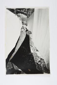 Disegno di uno dei mille corridoi dove consumerai i tuoi passi, Ettore Sottsass, 1973, courtesy Collezione Privata / Ettore Sottsass / Dall'Austerità alla Partecipazione.