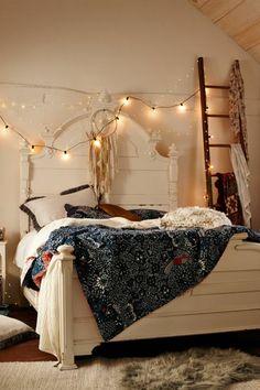 La tête de lit originale en 46 photos. | Pinterest | Tete de lit ...