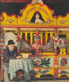 Organ music of the Carousel