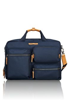 Tumi 'Dalston - Tyssen' Double Zip Briefcase available at #Nordstrom