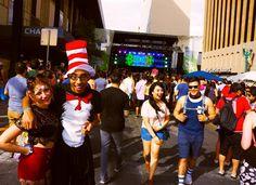 Neon Desert Music Festival 2014 in Downtown El Paso.
