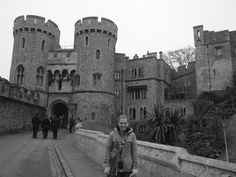 Windsor Castle.  Been there!
