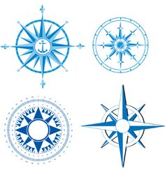 Some compass ideas...for my Dad