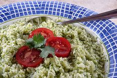 Cilantro Serrano Mexican Rice - simply the best rice EVER. A plus for picnics? No mayo.
