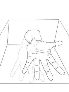 Dibujo digital mano