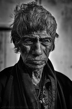 Face Of Bhutan. Jean valgean