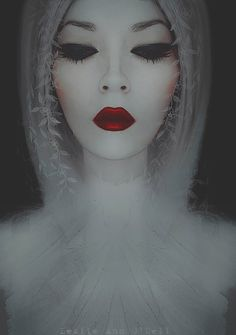 ☆ Haunted -Detail- Artist Leslie Ann O'Dell ☆