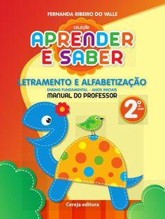 Aprender e Saber - Letramento e Alfabetização 2 ano