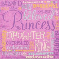 Daughter of the King Canvas Art | Shop Hobby Lobby
