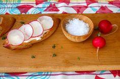 #spring radish appetizer recipe